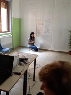 4 - Daniela durante il convegno