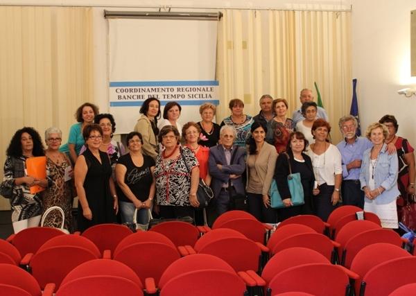 I partecipanti al convegno regionale