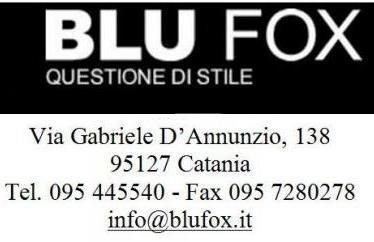 Logo Blu Fox