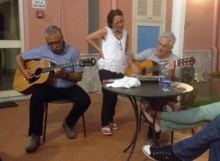 Riunione Coordinamento e 17 festa inizio estate in Alì Terme