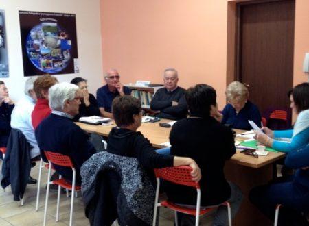 Coordinamento regionale a Sant'agata Li Battiati