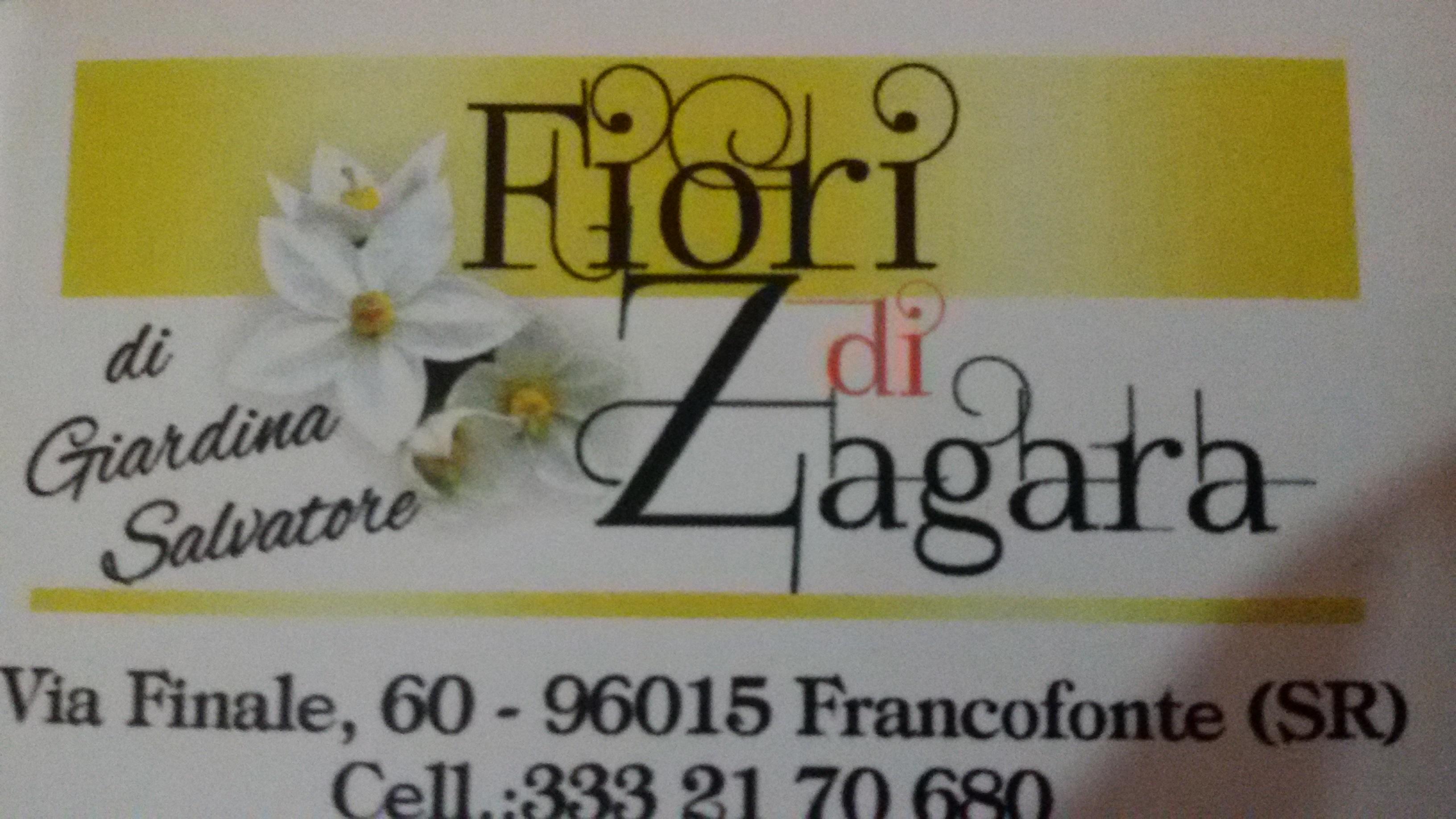 Logo Fiori di Zagara
