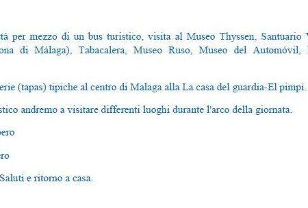 Gemellaggio BdT Malaga – BdT Catania