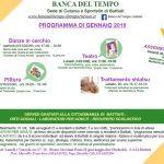 Programma Gennaio 2019