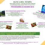 programma Giugnio 2019