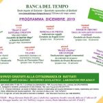 Programma dicembre 2019