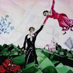 Marc Chagall La Passeggiata 1917-1918