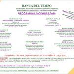 Programma di dicembre 2020